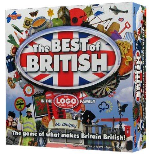 great british board game - 2