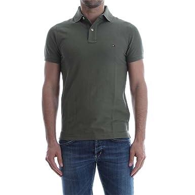 Tommy Hilfiger Herren Slim Fit Poloshirt XXL  Amazon.de  Bekleidung 84f9a26024