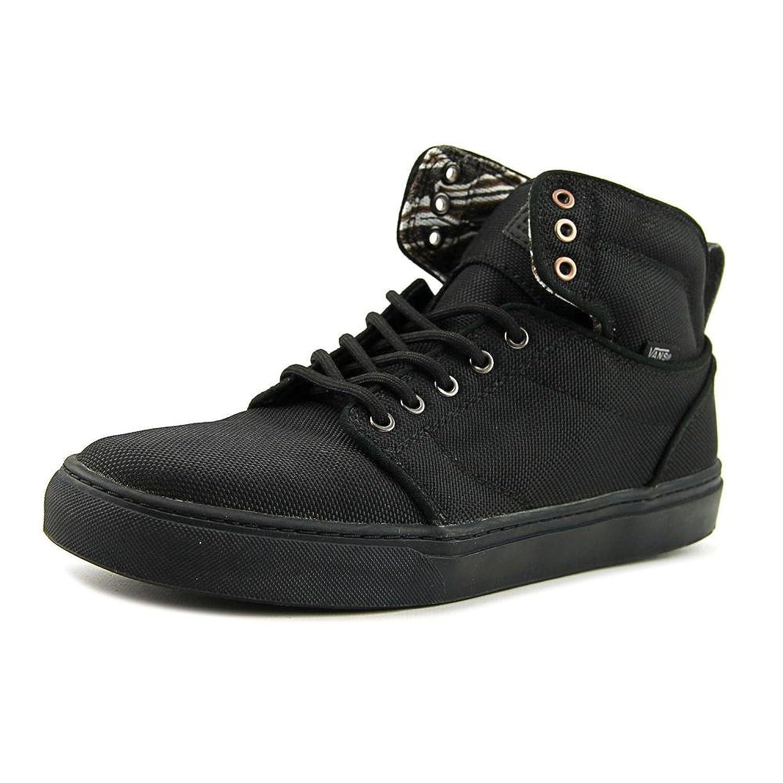 Vans Alomar Tiger Clash Black/Black Fashion Sneaker Men's Shoes