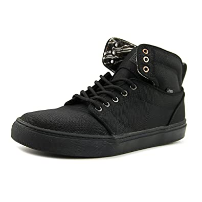 Vans Alomar Hi-Top Tiger Clash Black/Black Mens (6.5) (6.5
