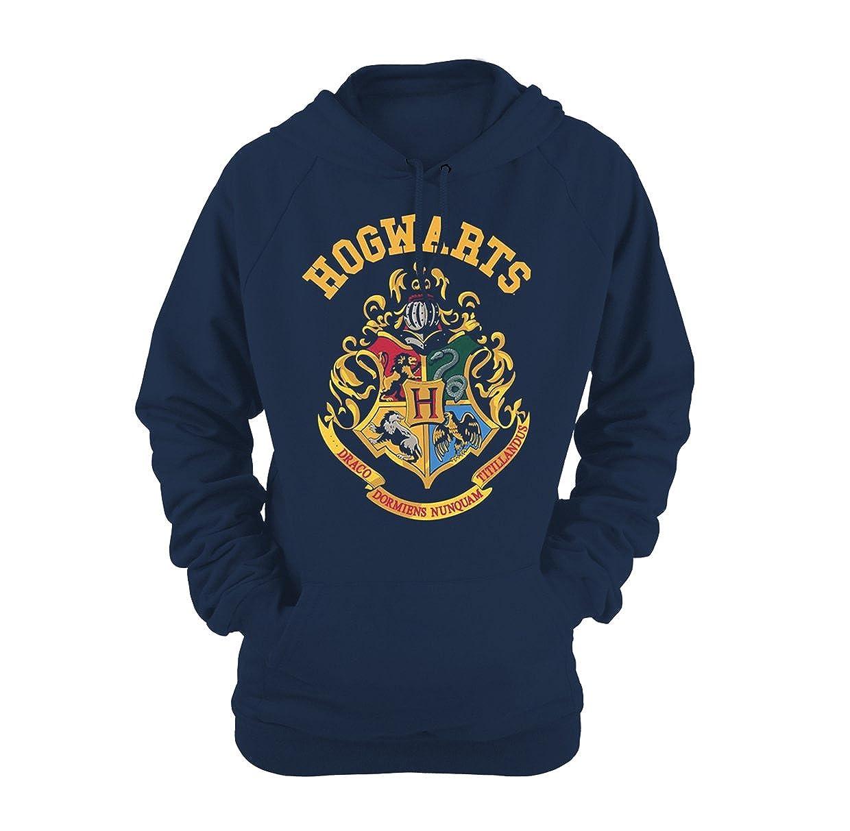 Plastic Head Harry Potter Crest Ghsw, Felpa Donna PH9124