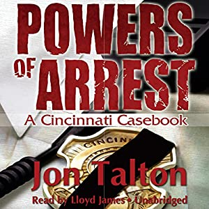 Powers of Arrest Audiobook