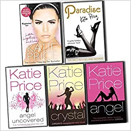 Katie Price Angel Summer 5 Books Collection Pack Set Includes Autobiography Paradise, Love, Lipstick and Lies- Autobiography, Angel, Crystal, Angel Uncovered: Amazon.es: Libros
