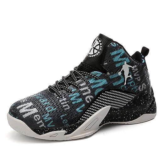Zapatillas de baloncesto para hombre, zapatillas deportivas ...