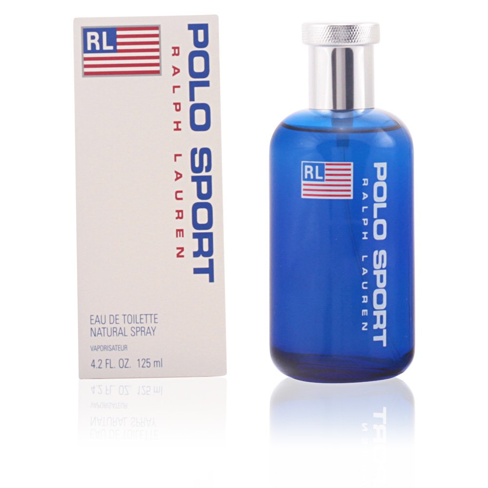 POLO SPORT edt vapo 125 ml ORIGINAL: Amazon.es: Belleza