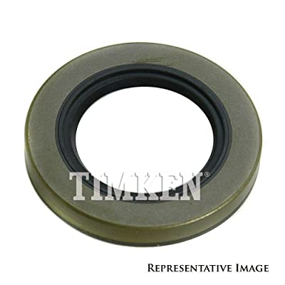 Timken 5836 Wheel Seal: Automotive
