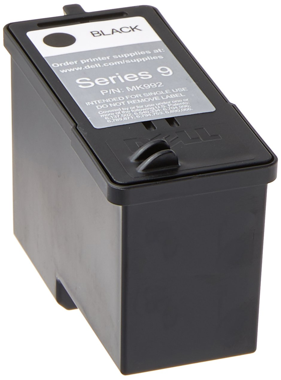 Dell Computer MK992 9 High Capacity Black Ink Cartridge for 926/V305