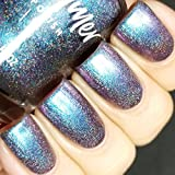 Rollin' With The Chromies Linear Holographic Nail Polish- 0.5 oz Full Sized Bottle