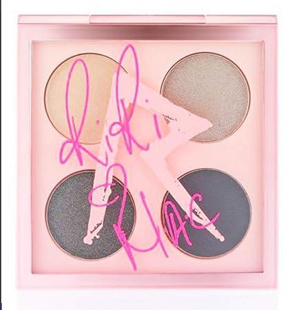 MAC RiRi Hearts collection – Eyeshadow x4 SMOKED COCOA