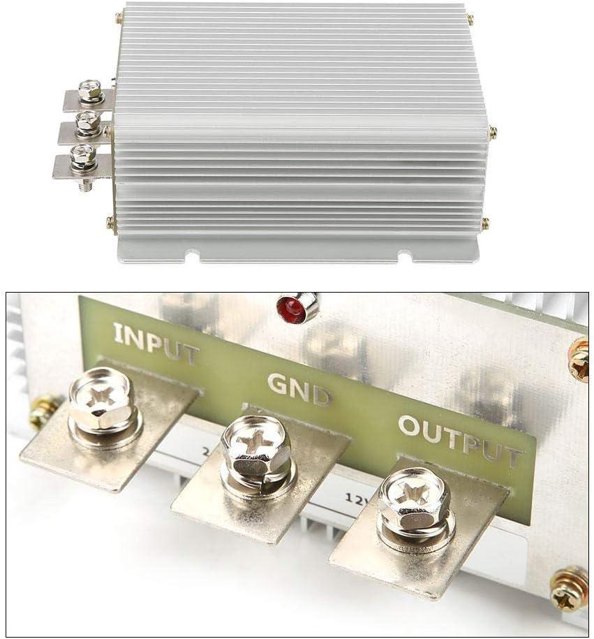 hocheffizientes Abw/ärtsspannungsmodul 60 A DC-Abw/ärtswandler wasserdichtes DC-Wandler nicht isolierter DC-DC-Abw/ärtswandler Energieversorgung 24 V bis 12 V