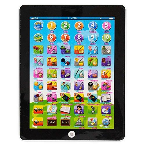 Tablet Interativo Educativo Bilingue Branco