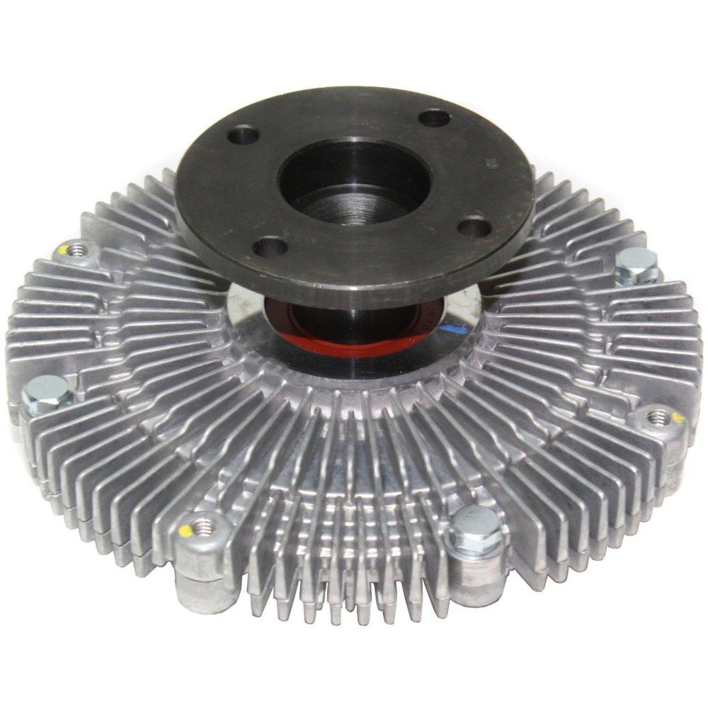 evan-fischer eva12672046054 Ventilador de embrague para Nissan Pathfinder 96 - 00/Xterra 00 - 04 térmico estándar: Amazon.es: Coche y moto