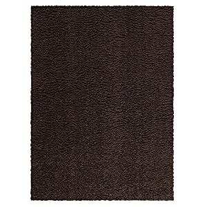 Maples Rugs Area Rugs Sets, [Made in USA][Catriona] 3 Piece Set Non Slip Padded Large Runner & Rug for Living Room, Kitchen, Bedroom - Autumn Red