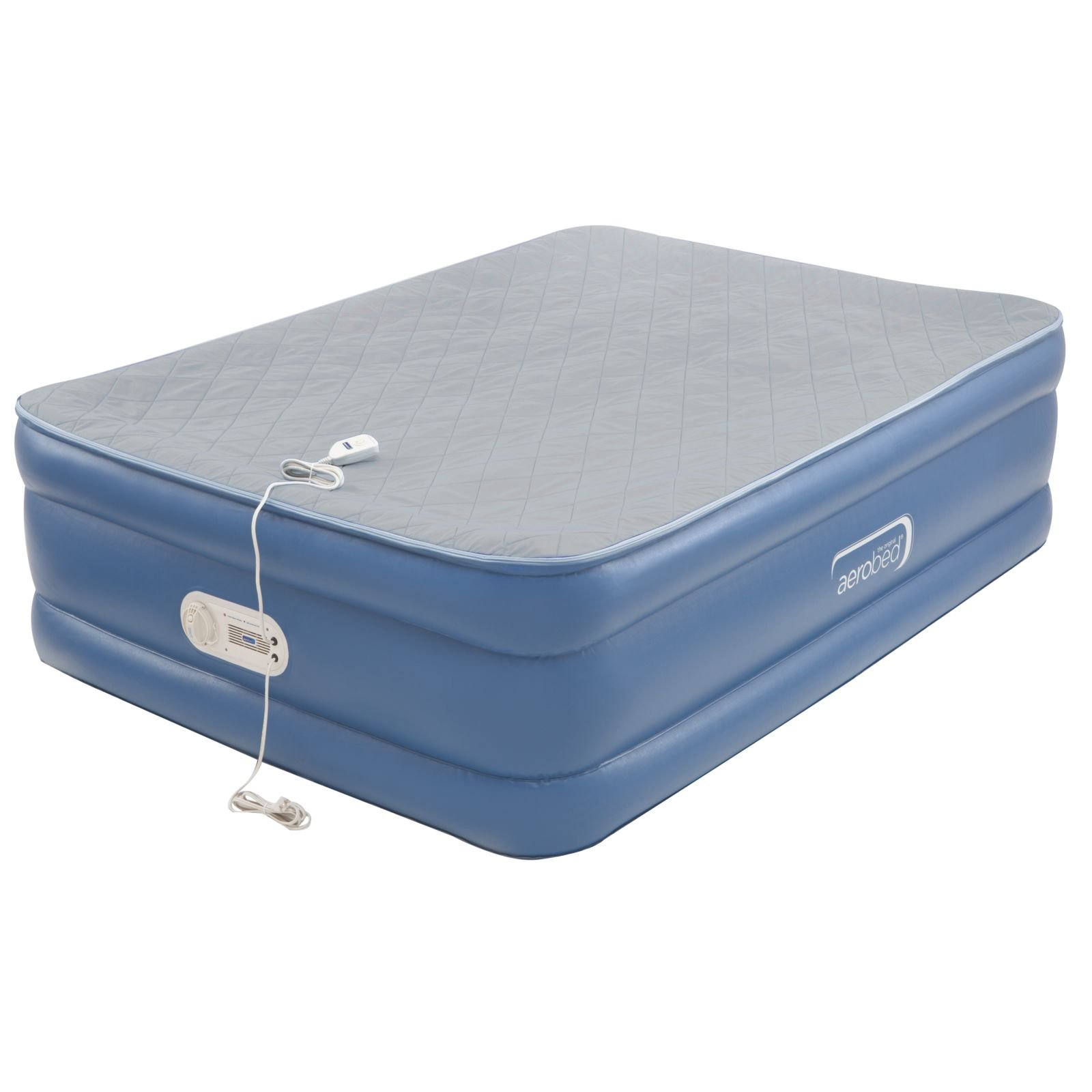 AeroBed Quilted Foam Topper Air Mattress, Full by AeroBed (Image #1)
