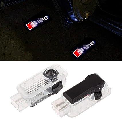 Cool Design Puerta de coche LED iluminación de entrada láser ...