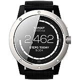 Matrix Power Watch 世界初 充電不要のスマートウォッチ