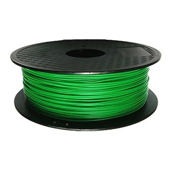 UEETEK Bobina de filamento impresora 3D PLA, PLA 1.75 mm 1,3 kg ...