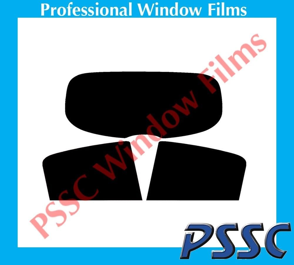 PSSC Pre Cut Rear Car Window Films for Peugeot 207 5 Door Hatchback 2007 to 2016 05/% Very Dark Limo Tint