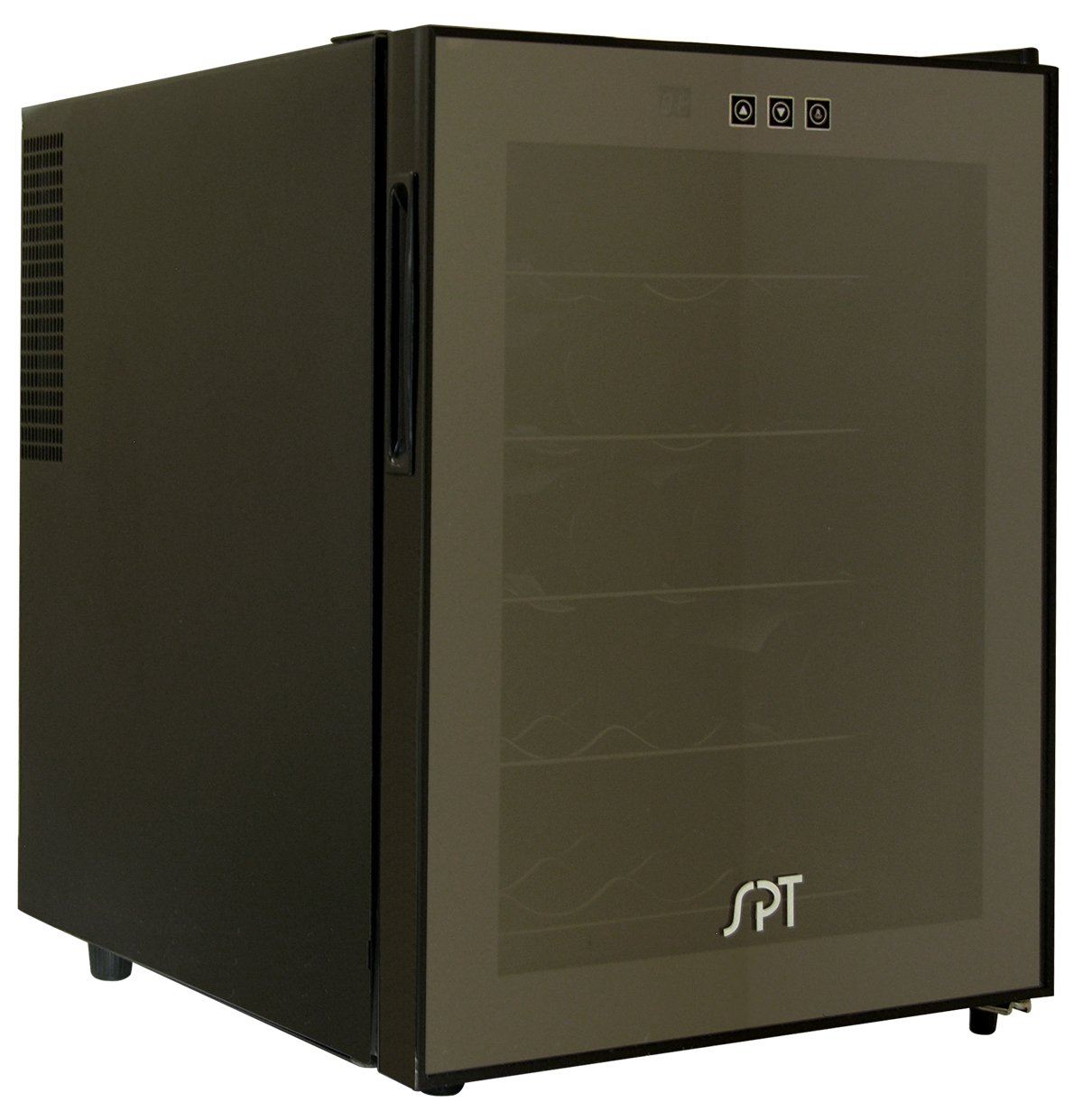 Sunpentown WC-20TL ThermoElectric with Touch Sensitive Controls 20-Bottle Wine Cooler SPT Appliance