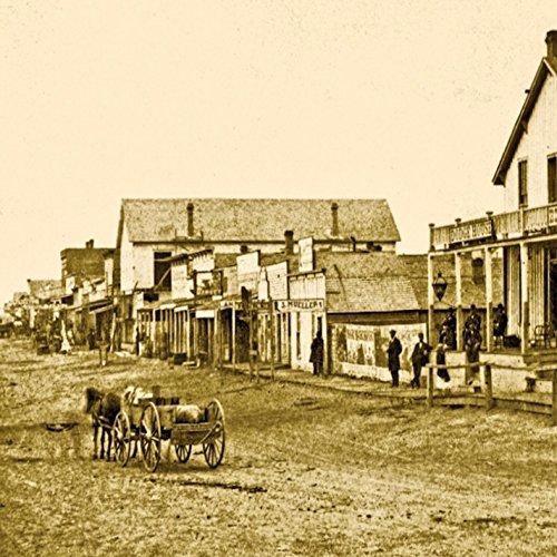 Old black road