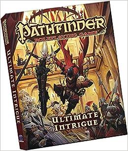 Pathfinder Roleplaying Game: Ultimate Intrigue Pocket ...
