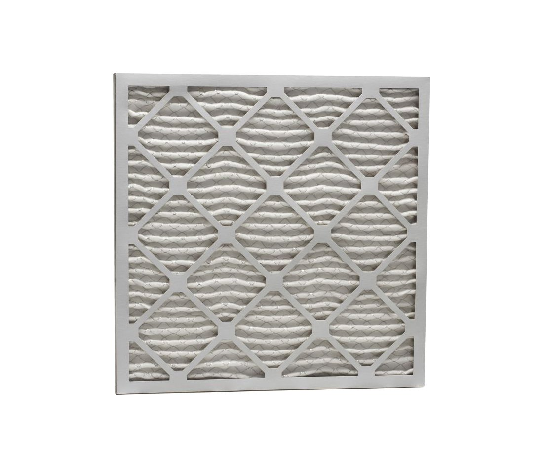 Eco-Aire P25S.0111B11B MERV 13 Pleated Air Filter, 11 1/8 x 11 1/8 x 1 by Eco-Aire B01139WC2U