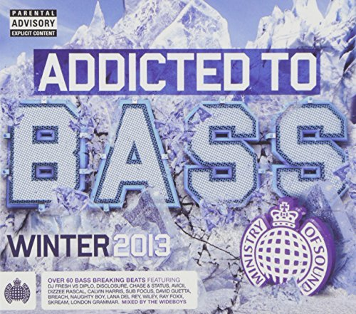 Ministry of Sound: Addicted to Bass Winter 2013 by VARIOUS ARTISTS (2013-10-08)