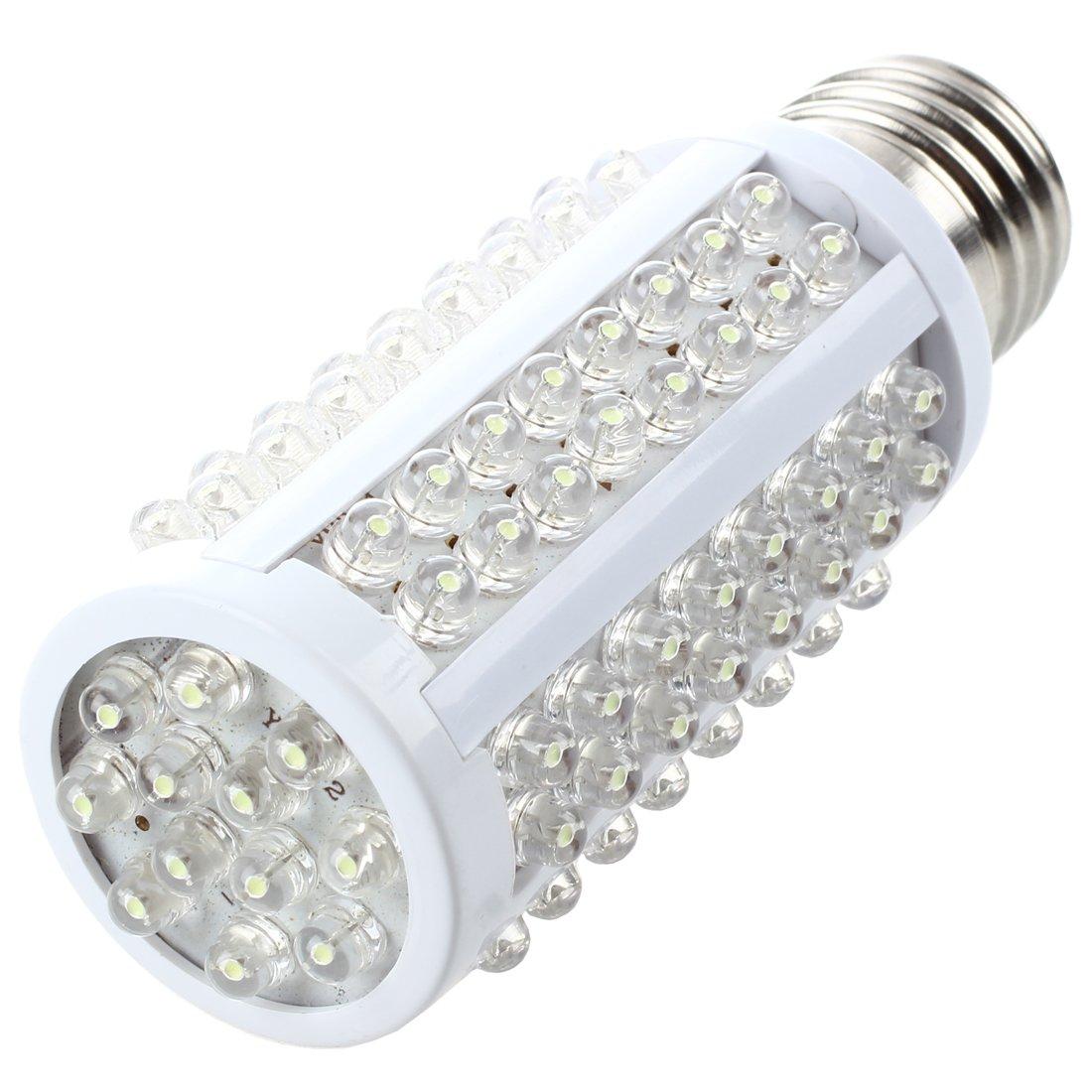 SODIAL(R) 4X E27 108 LEDs Spot Ampoule Lampe brillant Blanc 5500K