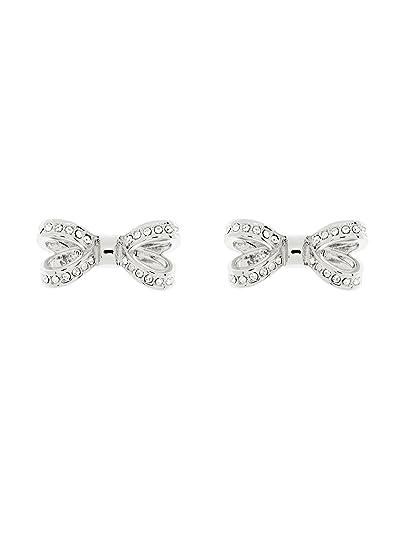 6ebe7677db0d Ted Baker Olitta Mini Opulent Pave Bow Earrings