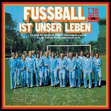 Deutsche Fussball Na Fussball Ist Unser Leben Amazon Com
