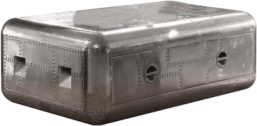 ACME Brancaster Coffee Table - - Aluminum