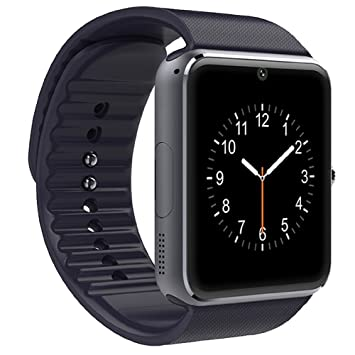 Tufen Reloj Inteligente, notificante Smartwatch con ...