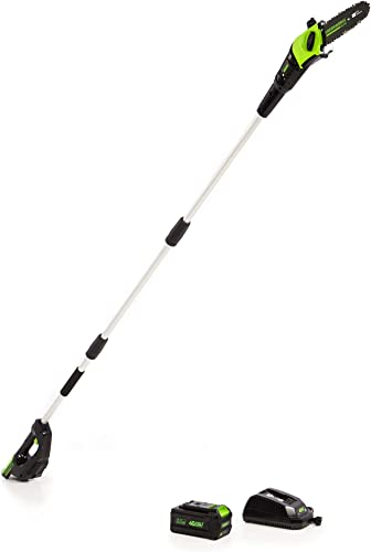 Greenworks CS-80-XR 8-Inch 40V Cordless Pole Saw