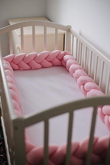 . Baby bumper bed Dark Gray
