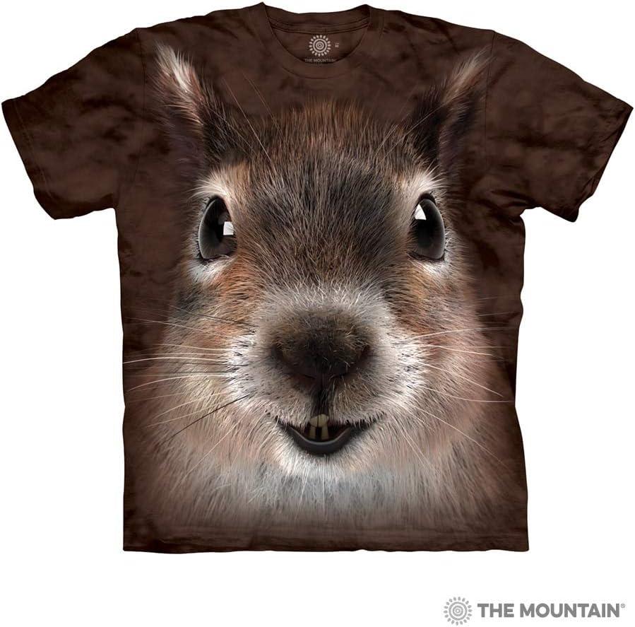 The Mountain Men's Squirrel Face