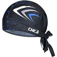 SROVFIDY Sombrero de Refrigeración para Bicicletas de Verano