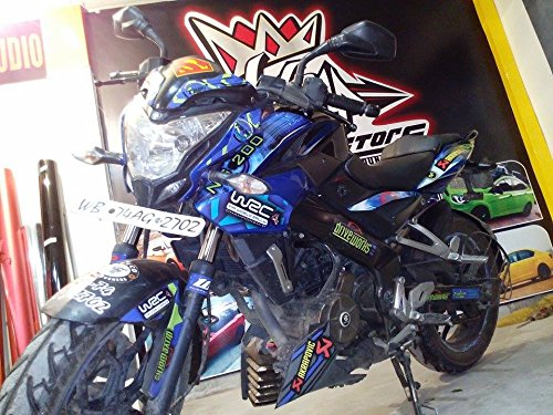Pulsar 200NS Decals: Amazon in: Car & Motorbike