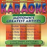 Karaoke: Motown's Greatest Artists 1