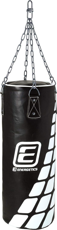 INTERSPORT Energetics Punching Ball vinyle 80 cm - Black/White 80 noir/blanc: Amazon.fr: Sports et Loisirs