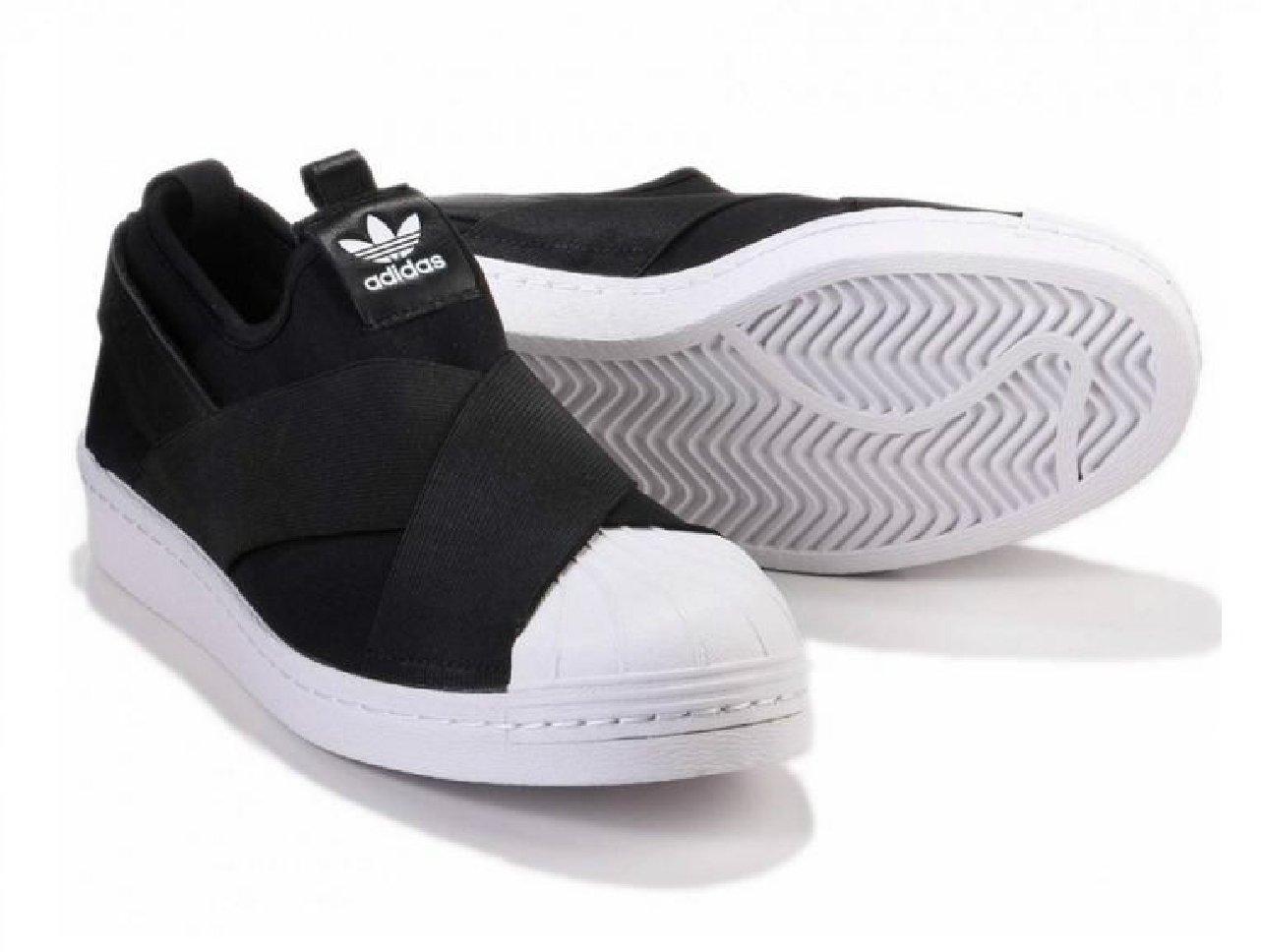 adidas スニーカー スリッポン