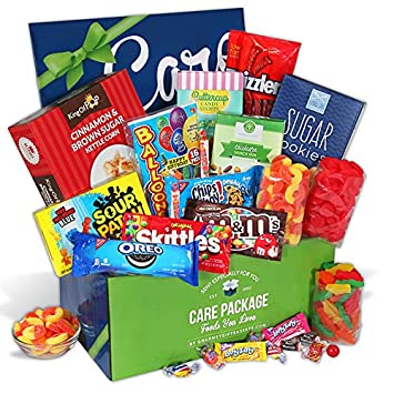 Amazon Birthday Care Package Gourmet Candy Gifts Grocery