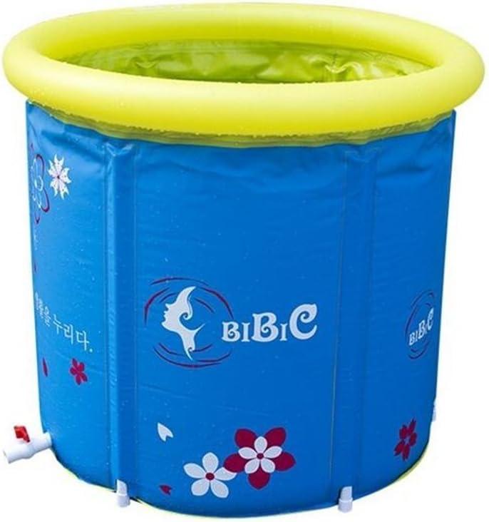 CZWYF Bath Barrel Warm Bath Barrel Doble Baño Fumigación Piscina ...