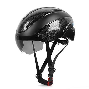 Amazon.com: Casco de bicicleta para adultos MOKFIRE CPSC y ...