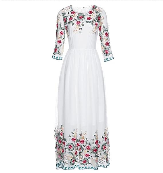 super qualità l'atteggiamento migliore cieco Amazon.com: AS503anakla Fashion vintage flor branca cintura fina o ...