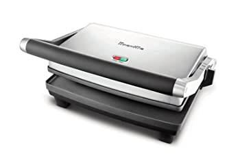 Breville Quantanium Cooking Surface Panini Press
