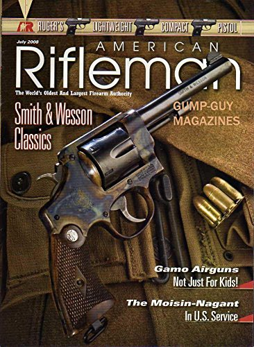 American Rifleman July 2008