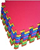 POCO-DIVO-9-tile-Multi-color-Exercise-Mat-Solid-Foam-EVA-Playmat-Kids-Safety-Play-Floor