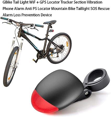 Rubyu LED Luces Bicicleta, Luz Trasera de Bicicleta, Localizador ...