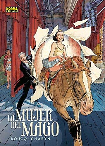 Descargar Libro La Mujer Del Mago Charyn / Boucq