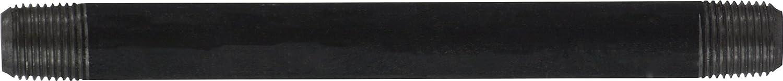 1//8 OD Midland 57-002 SCH 40 Welded Black Steel Nipple 1-1//2 Length Black Steel 1//8-27 thread 1//8 Diameter 1-1//2 Length 1//8 OD Midland Metal 1//8-27 thread 1//8 Diameter